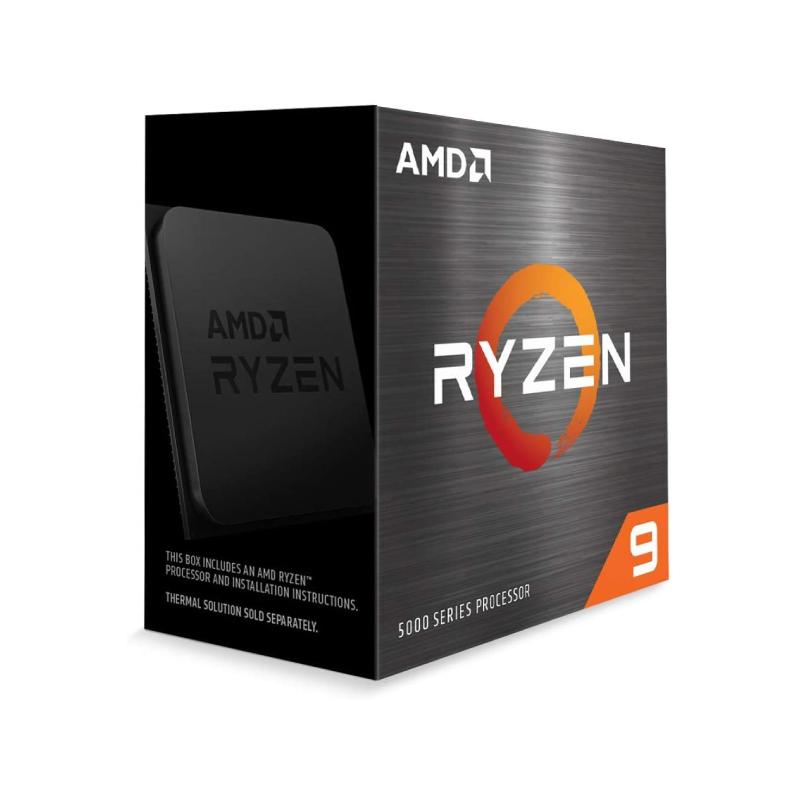 AMD Ryzen 9 5950X Without Cooler CPU