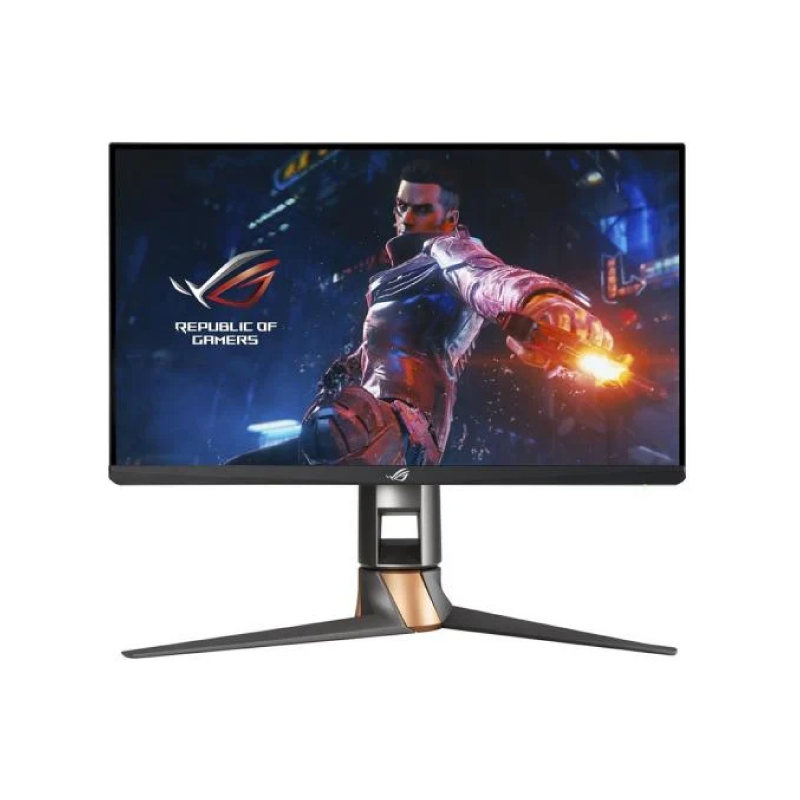"""จอคอม Asus ROG Swift PG259QNR 24.5"""" IPS Curved Gaming Monitor 360Hz"""