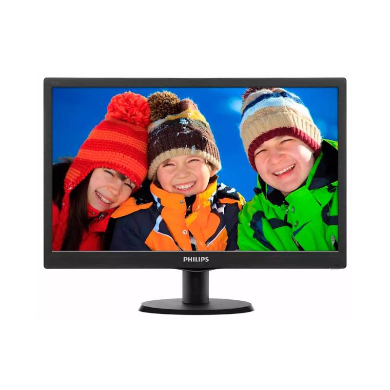 จอคอม Philips 193V5LSB2 18.5 TN Monitor 60Hz