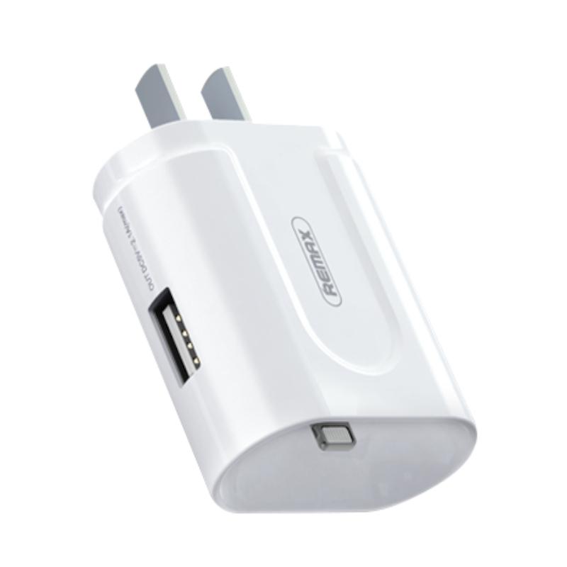 หัวชาร์จ Remax (RP-U32) 2in1 2.1A USB Charger