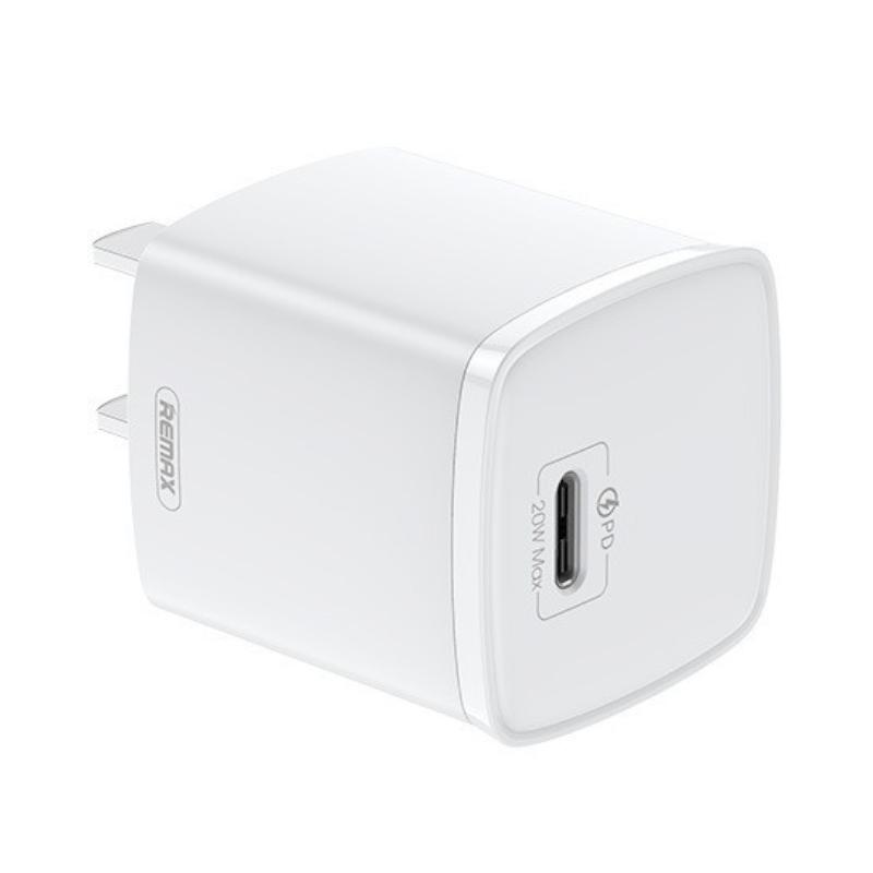 หัวชาร์จ Remax RP-U75 PD Fast USB Charger 20W