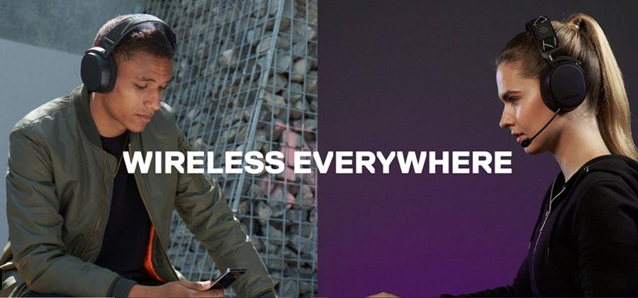 หูฟัง SteelSeries Arctis 9 Wireless Headphone ซื้อ ขาย