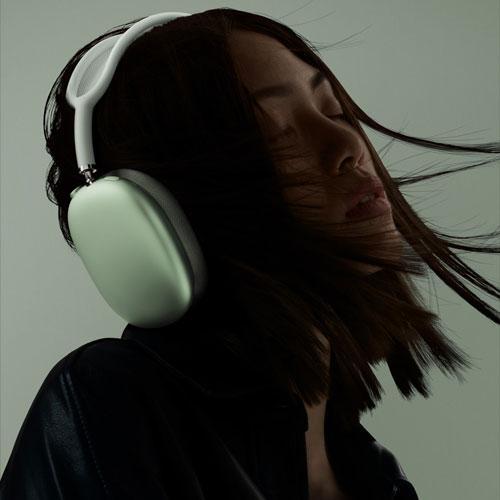 หูฟังไร้สาย Apple AirPods Max Wireless Headphone ตัดเสียงรบกวนเงียบสนิท