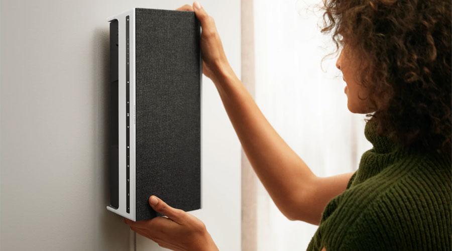 ลำโพงไร้สาย B&O Beosound Level Wireless Home Speaker เสียงดี ฟังสนุก