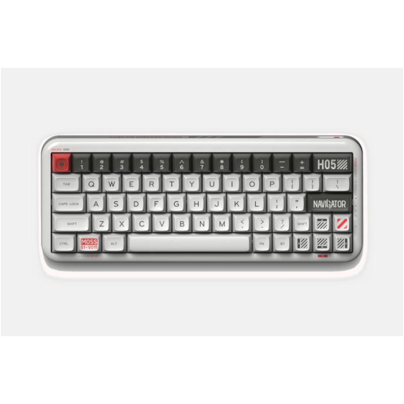 คีย์บอร์ด Melgeek Mojo60 Moss RGB Bluetooth Gaming Keyboard