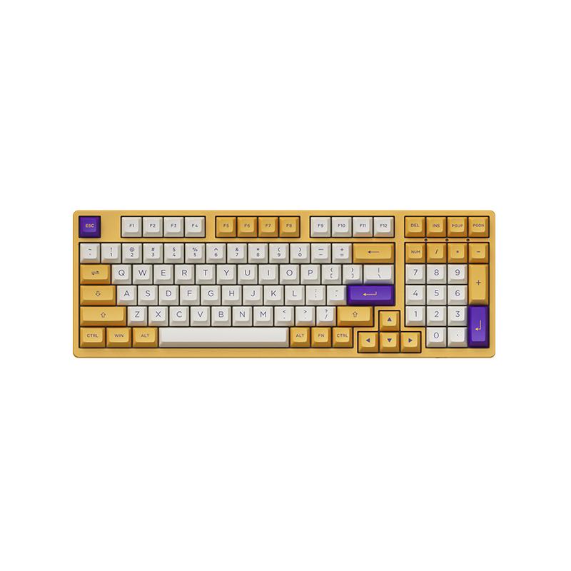 คีย์บอร์ด Akko 3098 Los Angeles Mechanical Keyboard
