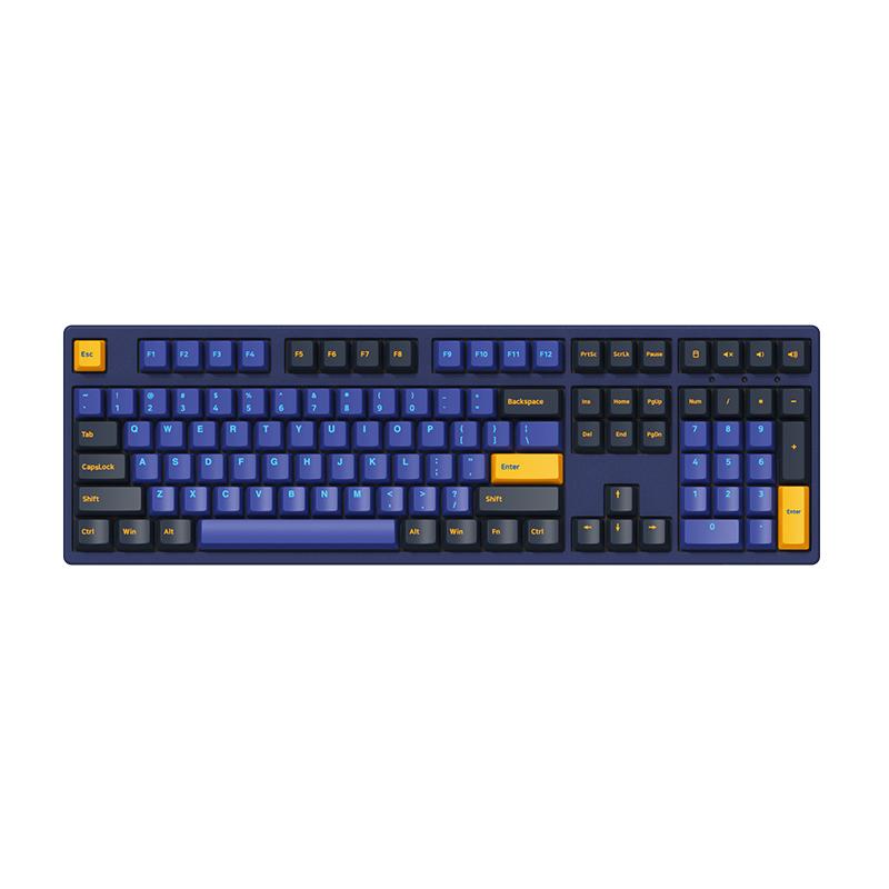คีย์บอร์ด Akko 3108DS Horizon Mechanical Keyboard