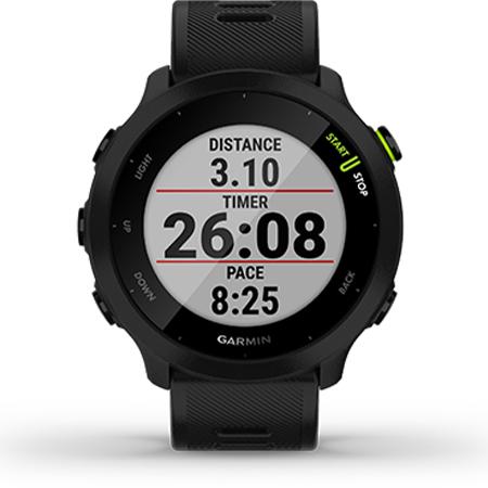 นาฬิกา Garmin Forerunner 55 Sport Watch แบตเตอรี่