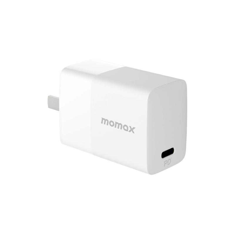 หัวชาร์์จ Momax ONE Plug 1-Port Type-C PD Charger