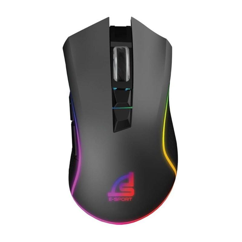 เมาส์ Signo WG-900 Vortex Wireless Gaming Mouse