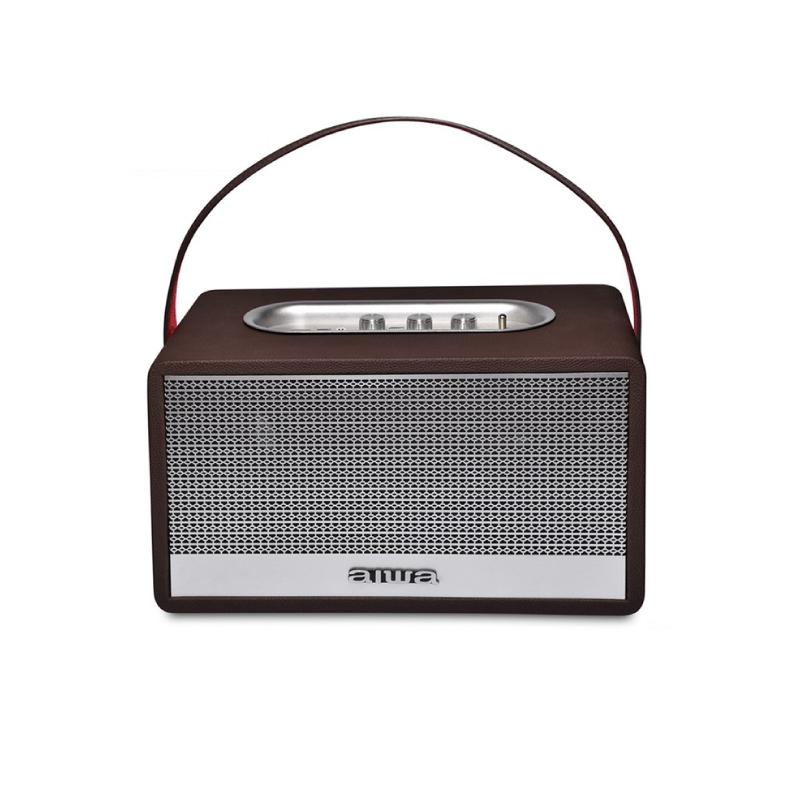 ลำโพงไร้สาย Aiwa MI-X180 Retro Heritage Portable Bluetooth Speaker