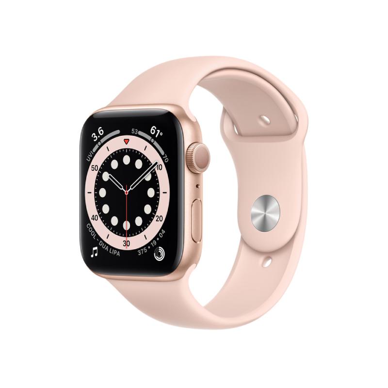 นาฬิกา Apple Watch Series 6 GPS 44mm Gold Aluminium