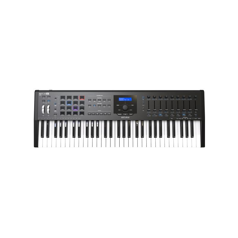 Arturia KeyLab 61 mkII Keyboard