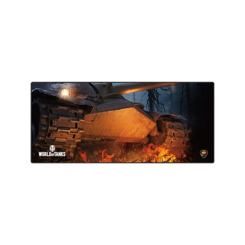 แผ่นรองเมาส์ Cougar Arena Tank Gaming Mousepad