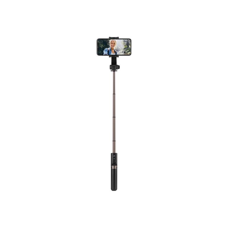 ไม้เซลฟี่ Momax Selfie Stable - Smartphone gimbal with tripod