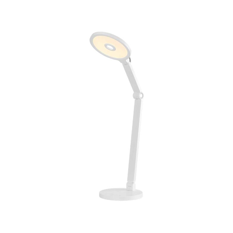 แท่นชาร์จไร้สาย Momax Smart desk lamp with wireless Charger