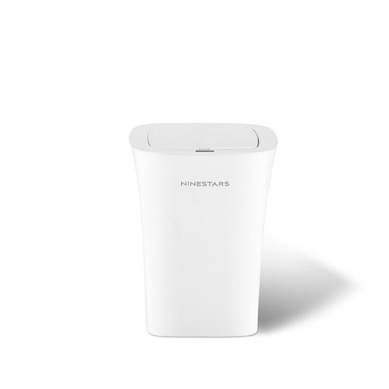 ถังขยะอัตโนมัติ Ninestars 11S Plastic Sensor Trash Can 10L