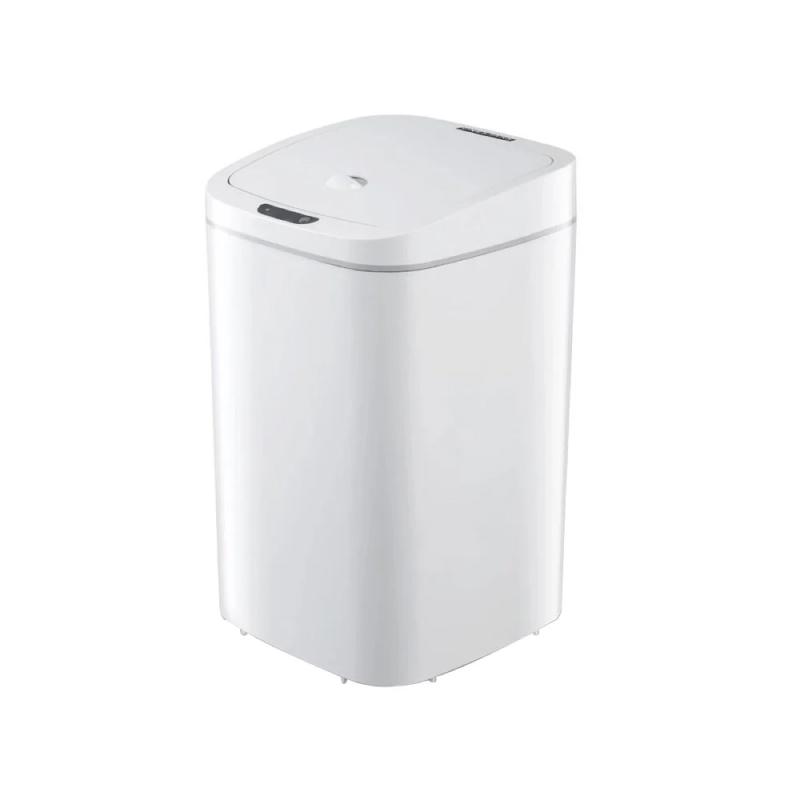ถังขยะอัตโนมัติ Ninestars 11S Plastic Sensor Trash Can 16L