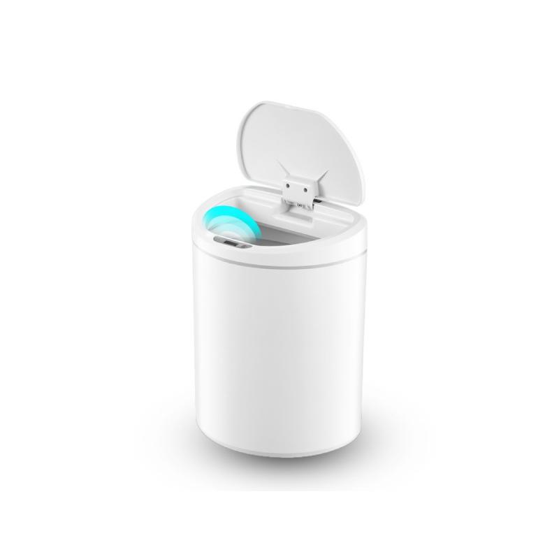 ถังขยะอัตโนมัติ Ninestars 29S Plastic Sensor Trash Can 10L