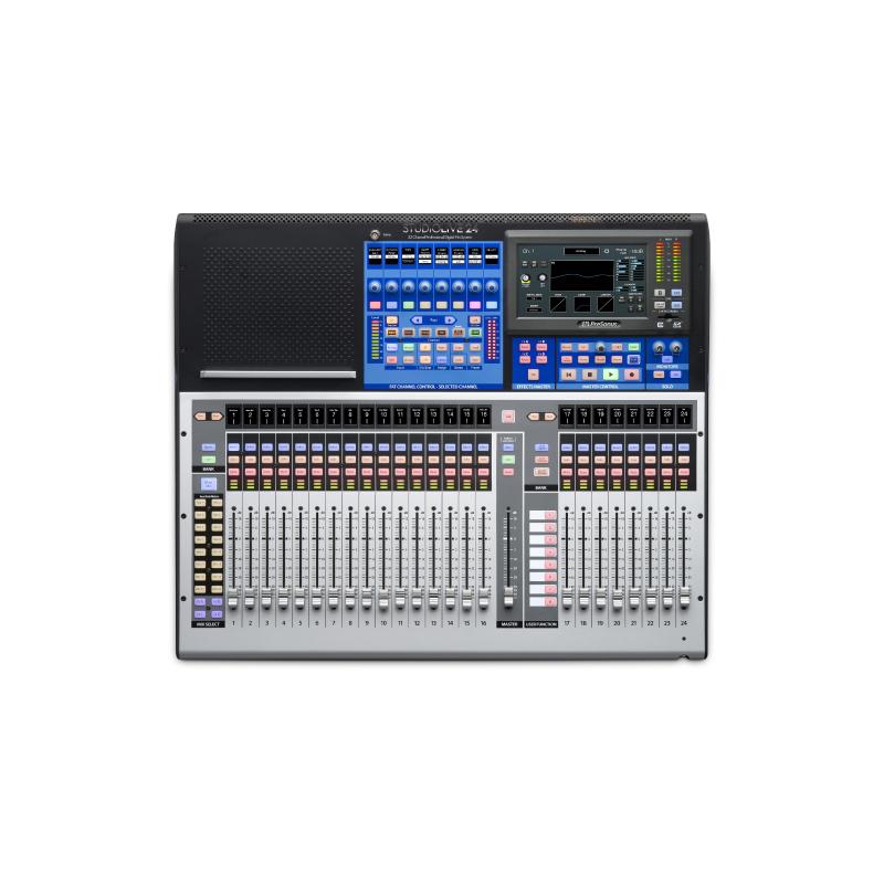 PreSonus STUDIOLIVE 24 Series 3 Console Mixer