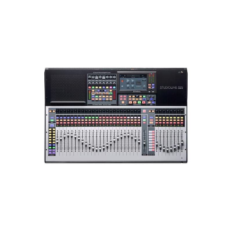 PreSonus STUDIOLIVE 32S Console Mixer Black
