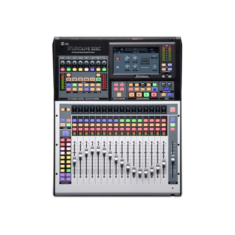 PreSonus STUDIOLIVE 32SC Console Mixer