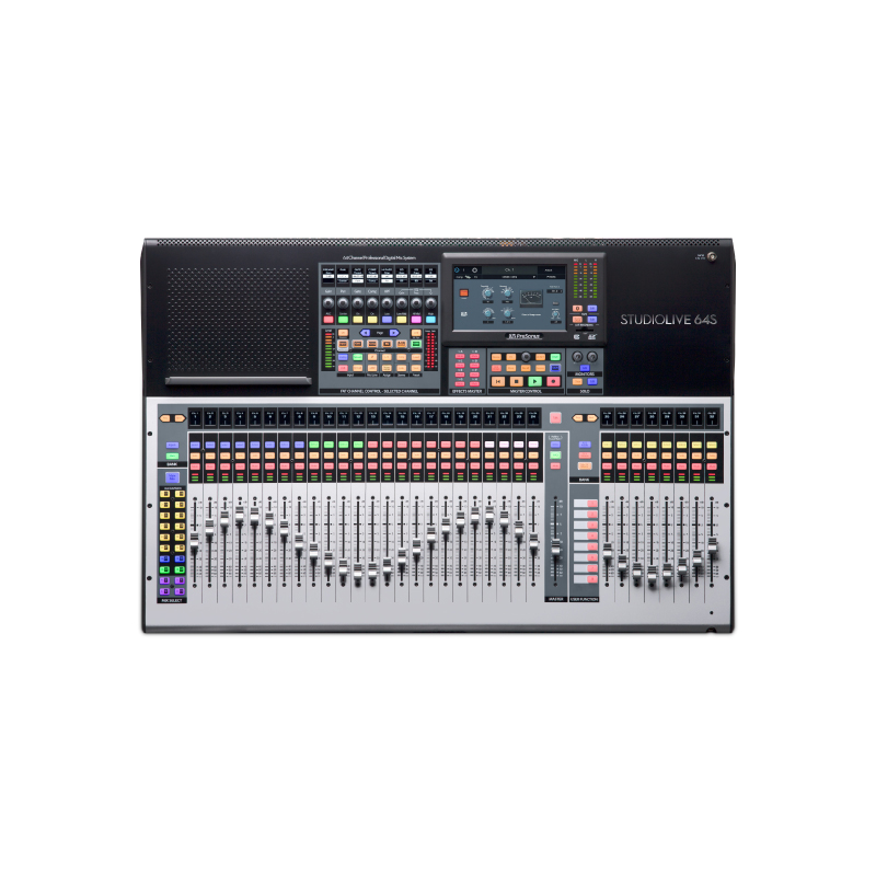 PreSonus STUDIOLIVE 64S Console Mixer