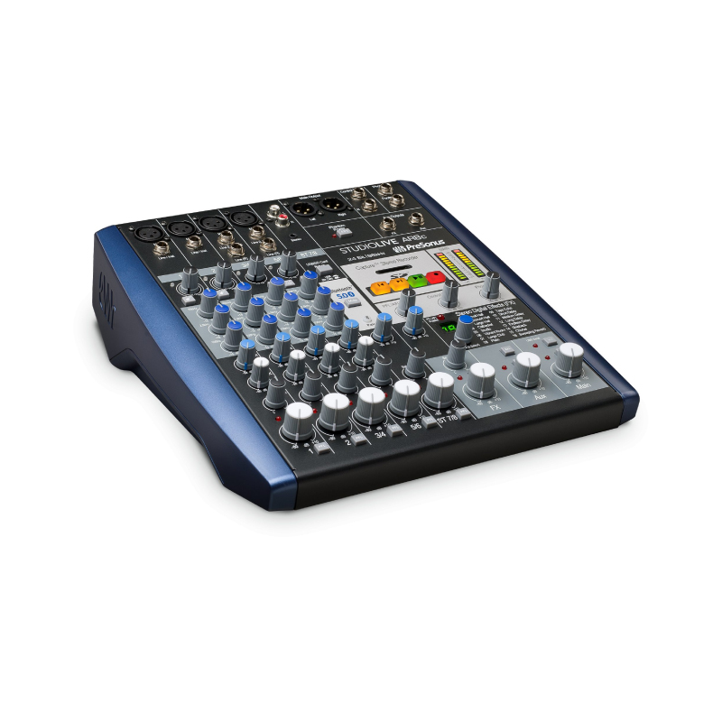 PreSonus STUDIOLIVE AR8C Analog Mixer