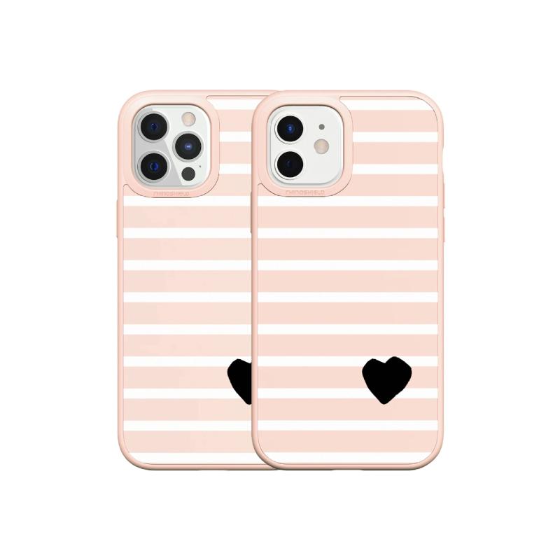 เคส RhinoShield SolidSuit Graphic Case iPhone 12 / 12 Pro