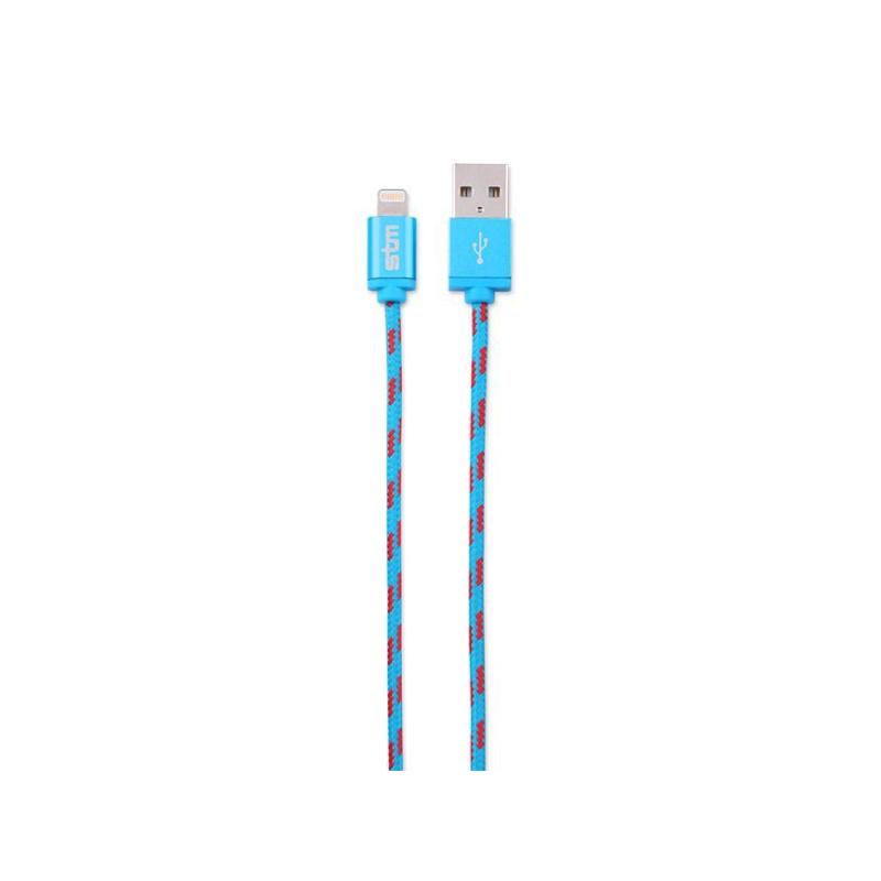 สายชาร์จ STM braid lightning Cable