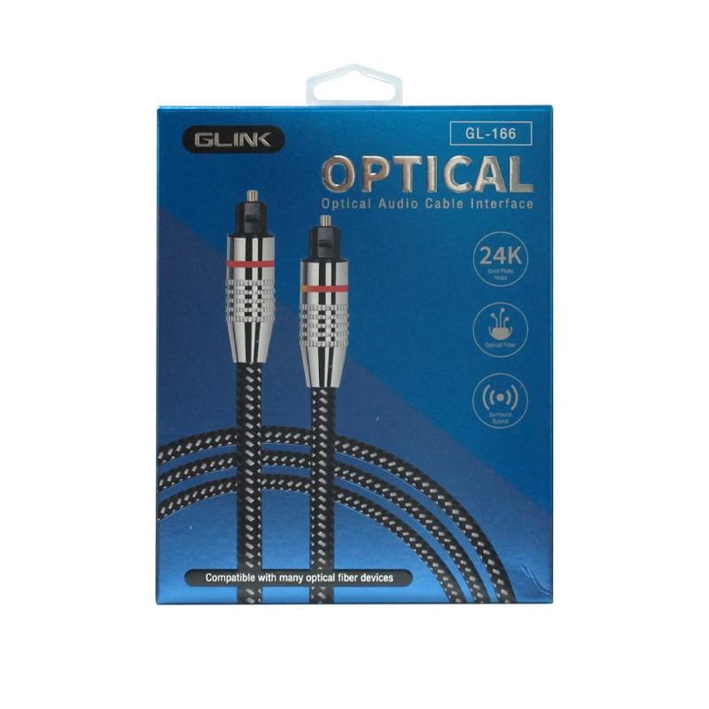 สายแปลง GLINK GL-166 Optical Audio Cable