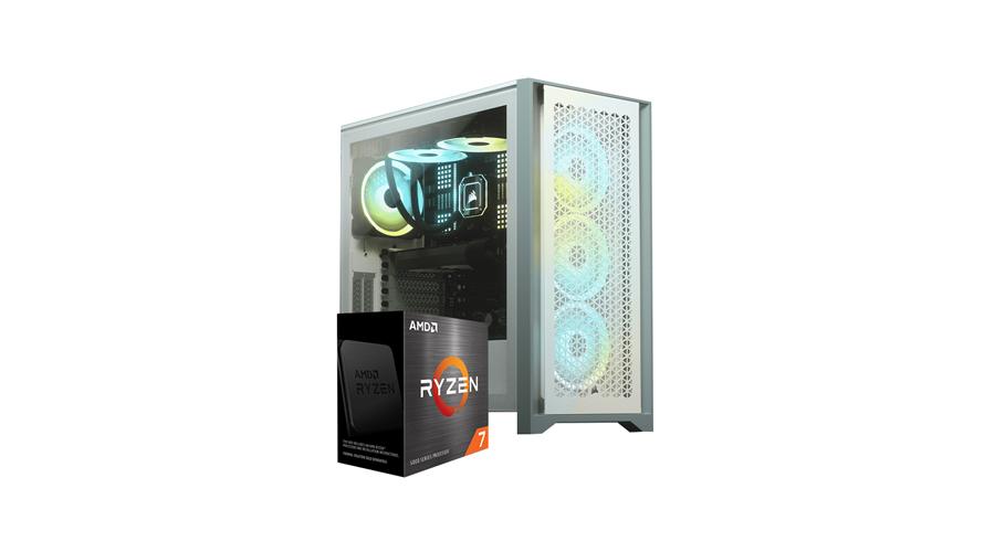 คอมเล่นเกม iHAVECPU Set 11 Ryzen 7 5800X RTX 3070 Ram 16 GB Computer by iHAVECPU