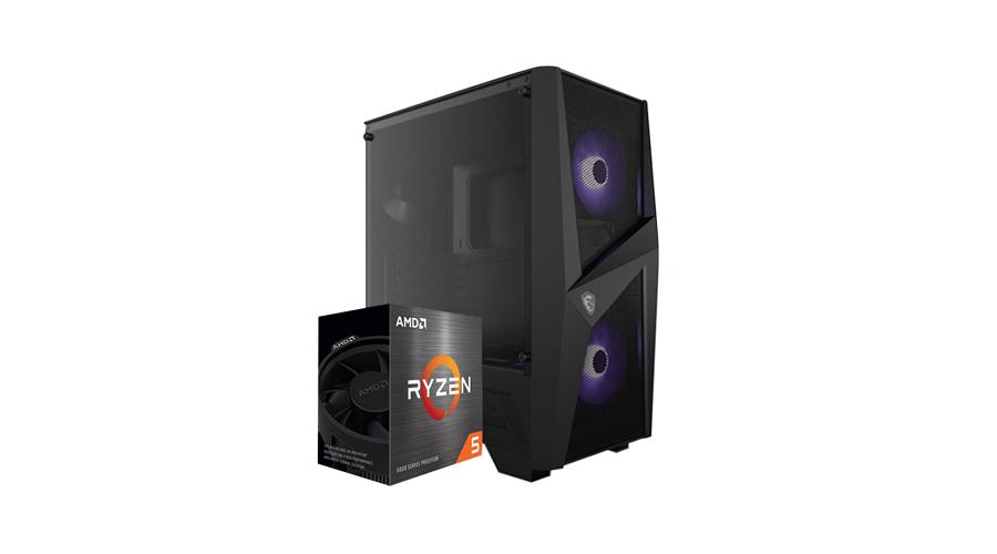 คอมเล่นเกม iHAVECPU Set 13 Ryzen 5 3600 Zotac RTX 2060 Ram 16GB Computer by iHAVECPU