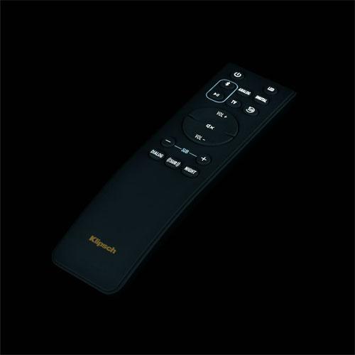 ลำโพง Klipsch Cinema 800 Sound Bar ไดรเวอร์ Tractrix® horns