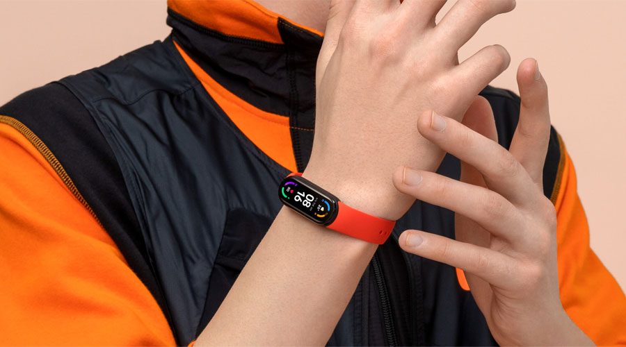 ขาย นาฬิกา Xiaomi Mi Band 6 Smart Watch (Global Version)