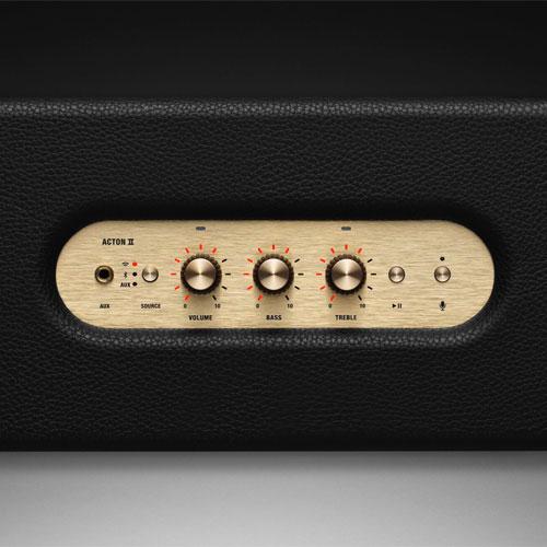 ลำโพงไร้สาย Marshall ACTON II Voice With Amazon Alexa Wireless Speaker เสียงดัง
