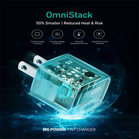 AUKEY PA-B1 Pro Omnia Mini 20W USB C Charger ขาย