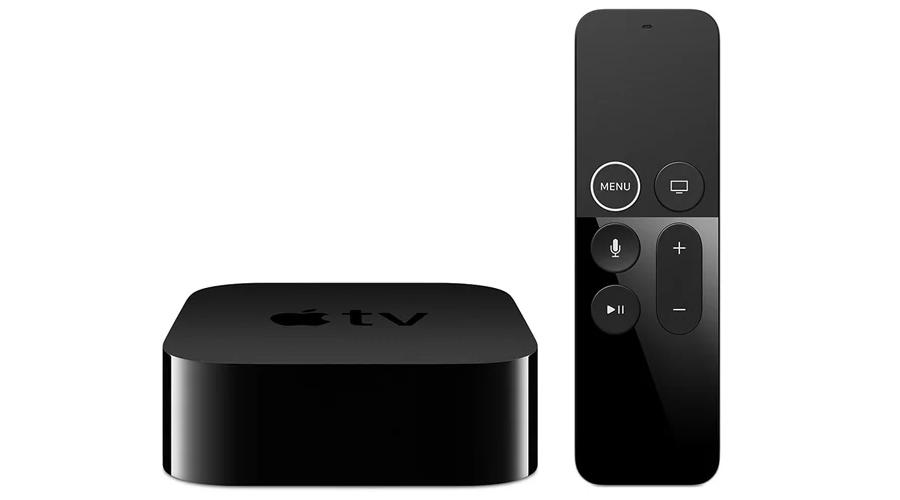 Apple TV 4K ซื้อกล่องทีวี