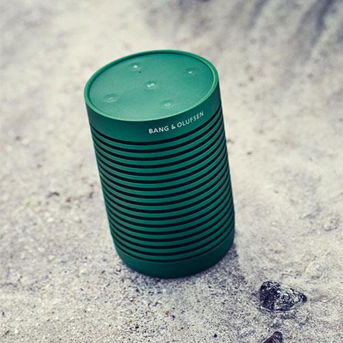 ลำโพงไร้สาย B&O Beosound Explore Durable Bluetooth Speaker เสียงดัง
