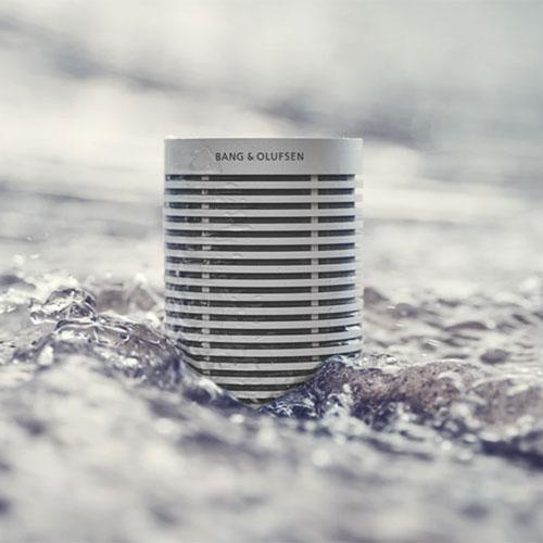 ลำโพงไร้สาย B&O Beosound Explore Durable Bluetooth Speaker กันน้ำกันฝุ่น