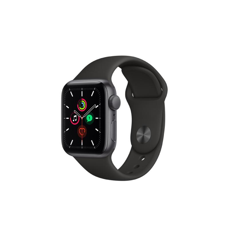นาฬิกา Apple Watch SE Space Gray Aluminium Case with Sport Band