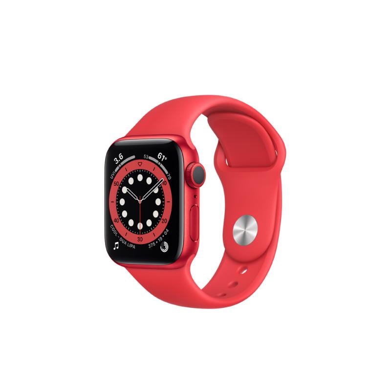 นาฬิกา Apple Watch Series 6 PRODUCT(RED) Aluminium Case with Sport Band