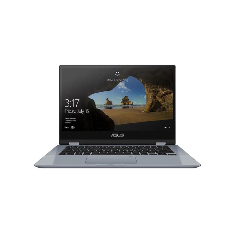โน๊ตบุ๊ค Asus VivoBook Flip 14 TP412FA-EC496T