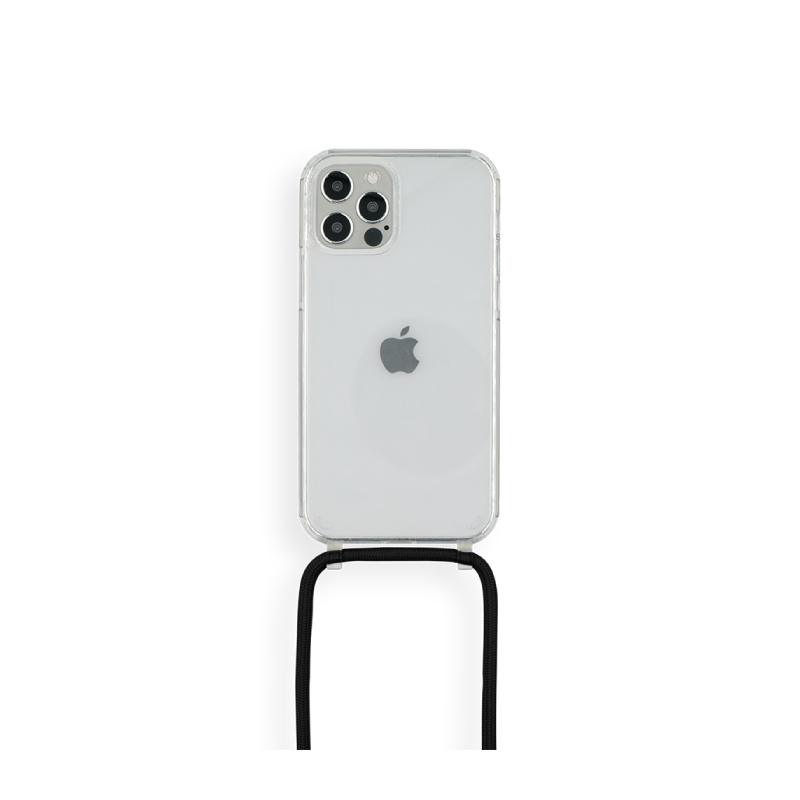 เคส Casetology Clear Case with Sling iPhone 12 Pro Max