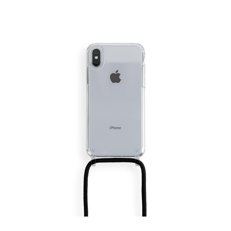 เคส Casetology Clear Case with Sling iPhone X / Xs