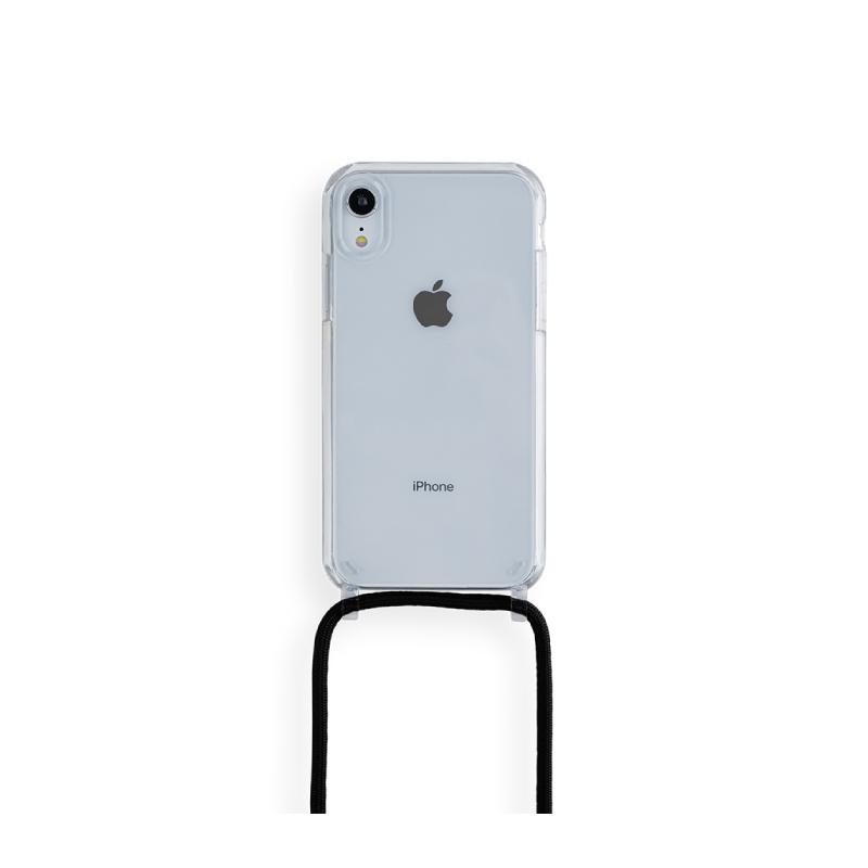 เคส Casetology Clear Case with Sling iPhone XR