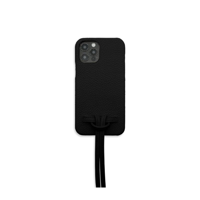 เคส Casetology Genuine Leather Case with Sling iPhone 12 Pro Max