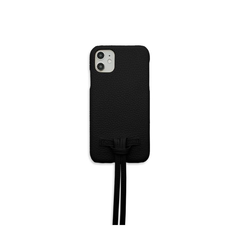 เคส Casetology Genuine Leather Case with Sling iPhone 11