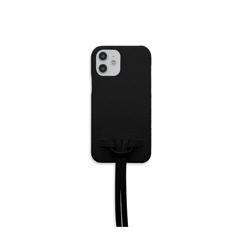 เคส Casetology Genuine Leather Case with Sling iPhone 12