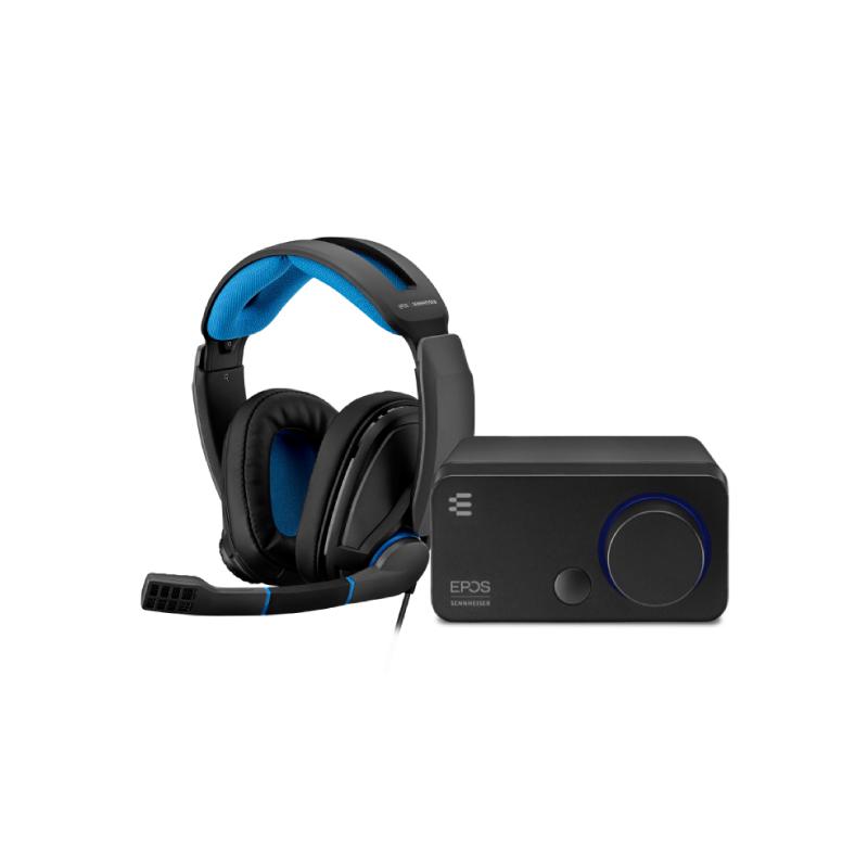 ชุดหูฟัง EPOS GSP 300 + การ์ดเสียง EPOS GSX 300 By Sennheiser